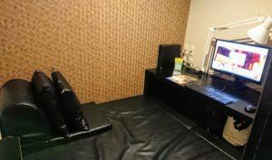 防音の完全個室