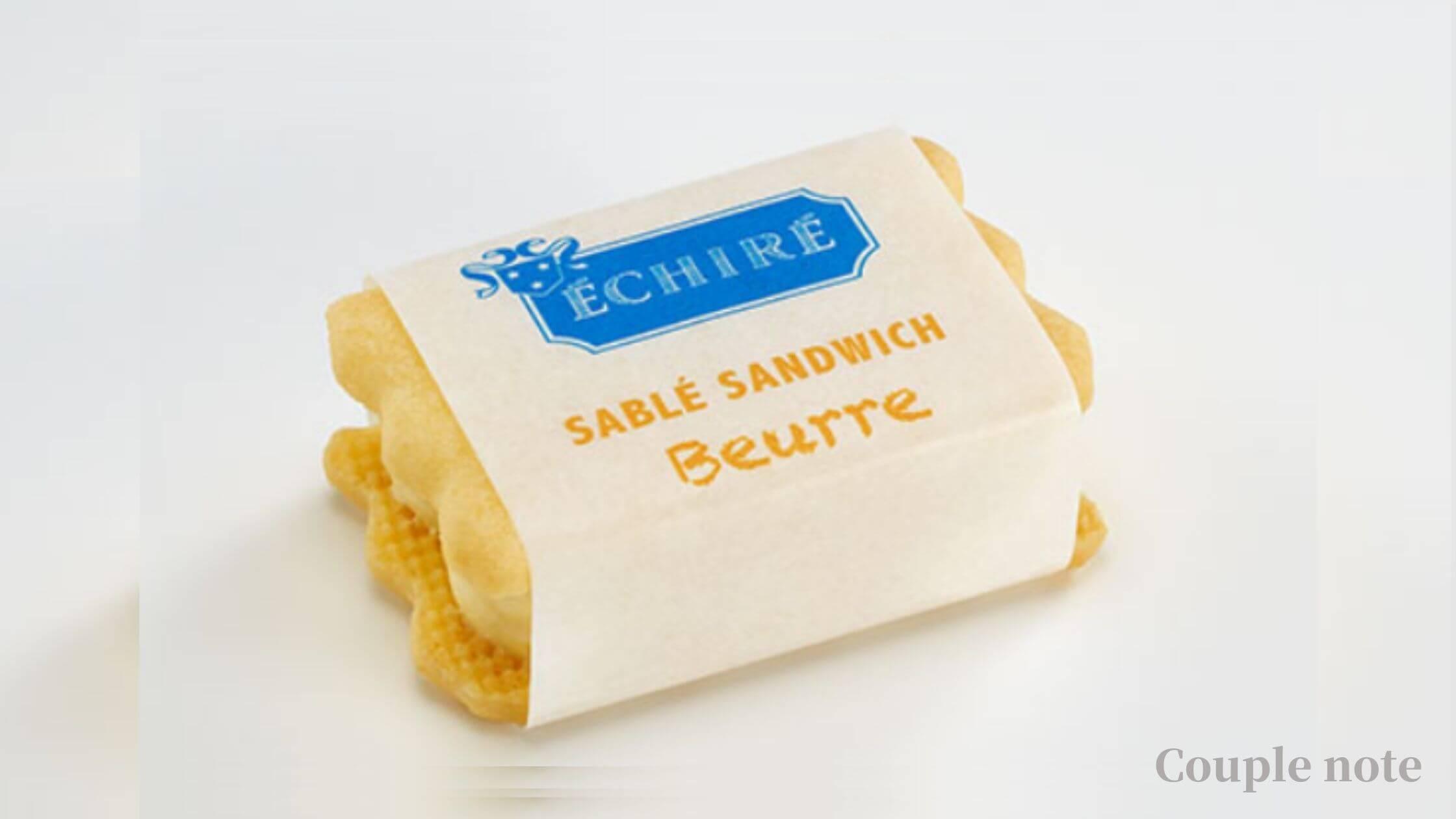 【口コミ】エシレのバターサンドをレビュー!カロリーや日持ち期間も解説