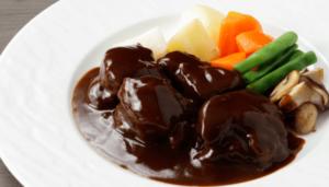 冷凍フレンチ食品のお取り寄せ:①牛ホホ肉のシチュー